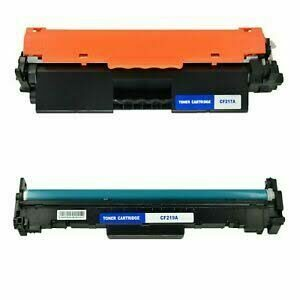 Jk Toners 18A / CF218A + 19A / Cf219A Toner and Drum Cartridge Compatible with HP 218A Laserjet Pro M104, M104a (with chip)